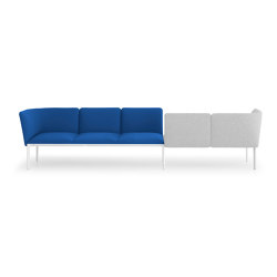 Add Seating System - Outdoor | Sofas | lapalma