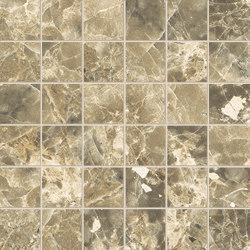 Purity of Marble Brecce Paradiso Mosaico | Ceramic mosaics | Ceramiche Supergres