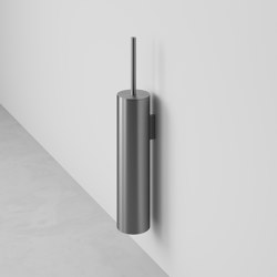 Add Steel 09   Toilet brush holders   Vallone