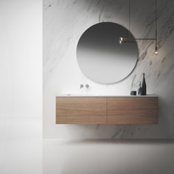 Lax - I-Integrated Slim | Vanity units | Vallone