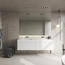 Lax - II-Integrated Bold | Vanity units | Vallone