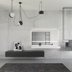 Lax - III-Floating Duo | Vanity units | Vallone