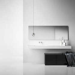 Lax - IV-Float Meets Floor | Mobili lavabo | Vallone