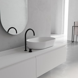 Lax - V-Bowl On Top | Vanity units | Vallone