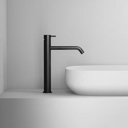 Nero 02   Wash basin taps   Vallone