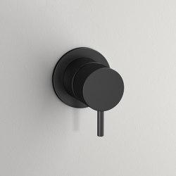 Nero 08   Wash basin taps   Vallone