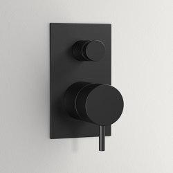 Nero 09   Shower controls   Vallone