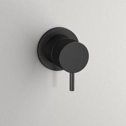 Nero 19   Shower controls   Vallone