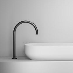 Nero 27 H | Wash basin taps | Vallone