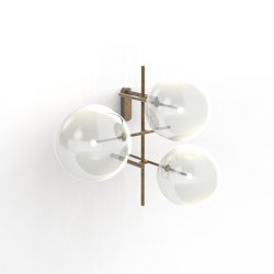 Bolle Aria | Wall lights | Gallotti&Radice