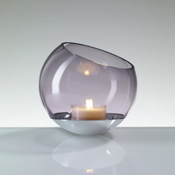 Maylily Candle table lamp | Portacandele | Licht im Raum
