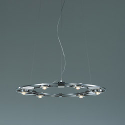 Ocular 800 | Suspended lights | Licht im Raum