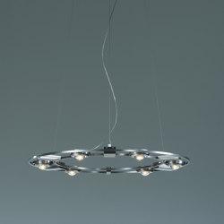 Ocular 800 | Lampade sospensione | Licht im Raum