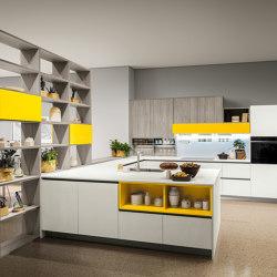 Start-Time J | Fitted kitchens | Veneta Cucine