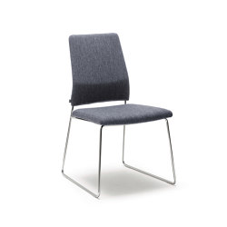 Fino Stuhl, ohne Armlehnen | Stühle | COR