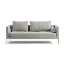 Pilotis sofa, small | Divani | COR