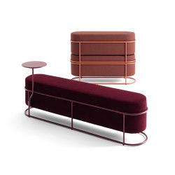 Drop bench | Bancos | COR