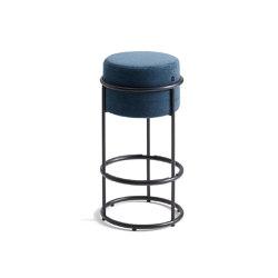 Drop bar stool | Sillas de trabajo altas | COR