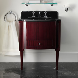 Domino Mahogany Vanity Unit | Vanity units | Devon&Devon
