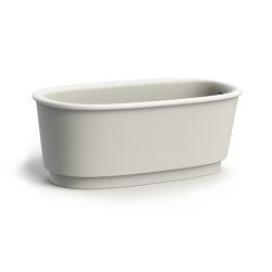 Holiday Bathtub in White Tec Plus | Bathtubs | Devon&Devon