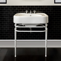 Single Memphis Console | Wash basins | Devon&Devon
