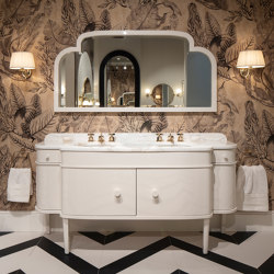 Double Music Vanity Unit | Vanity units | Devon&Devon