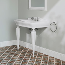 Serenade Junior Console | Wash basins | Devon&Devon