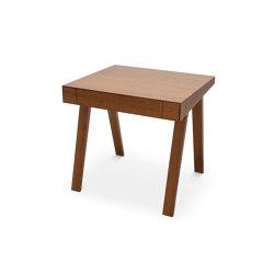 4.9 Writing Desk, 1 drawer, brown | Desks | EMKO