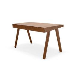 4.9 Writing Desk, 2 drawers, brown | Desks | EMKO