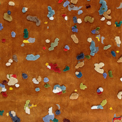Chaos rug, brown   Rugs   EMKO