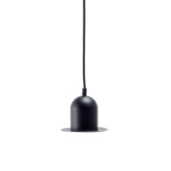 HAT Pendant Lamp, round | Metal sheets | EMKO