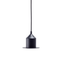 HAT Pendant Lamp, conical | Metal sheets | EMKO