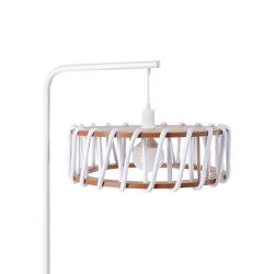 Macaron Stehlampe, weiß | Standleuchten | EMKO