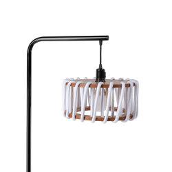 Macaron Floor Lamp, white | Free-standing lights | EMKO