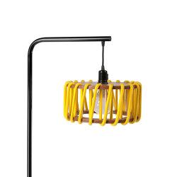 Macaron Floor Lamp, yellow | Free-standing lights | EMKO
