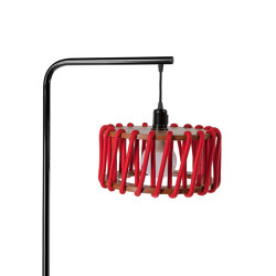 Macaron Floor Lamp, red | Lampade piantana | EMKO