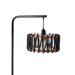 Macaron Stehlampe, schwarz | Standleuchten | EMKO