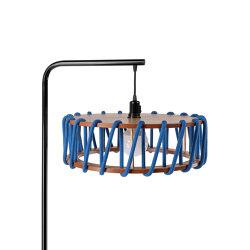 Macaron Floor Lamp, blue | Free-standing lights | EMKO