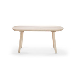 Naïve bench, 100 cm, natural ash | Benches | EMKO