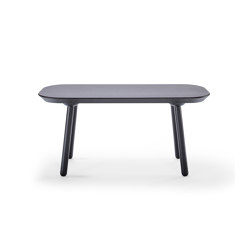 Naïve bench, 100 cm, black | Benches | EMKO