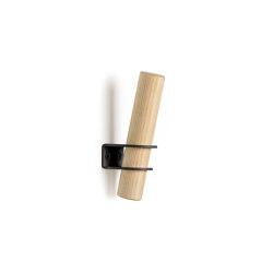 Torch hooks, black | Single hooks | EMKO