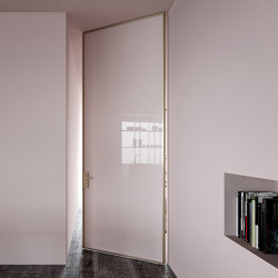 Brezza | Linea Vertical Pivot Door | Internal doors | Linvisibile