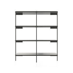 Caillou Bookshelf | Shelving | Liu Jo Living