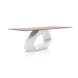Raw Diamond | Tables de repas | Liu Jo Living