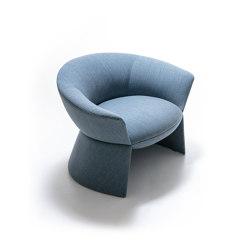 Swale low armchair | Sillones | La Cividina