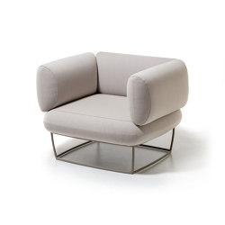 Bernard armchair | Sillones | La Cividina