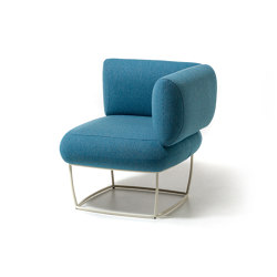 Bernard corner armchair | Sillones | La Cividina
