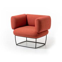 Bernard small armchair | Sillones | La Cividina