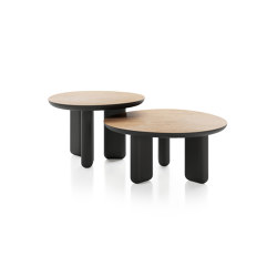 Caillou Wood Coffee Table | Couchtische | Liu Jo Living