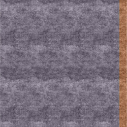 Color Block | Purple | Formatteppiche | Tapis Rouge